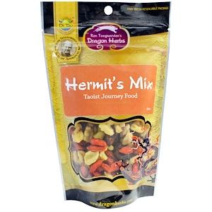 Драгон Хербс, Hermit's Mix, Taoist Journey Food, 6 oz отзывы покупателей