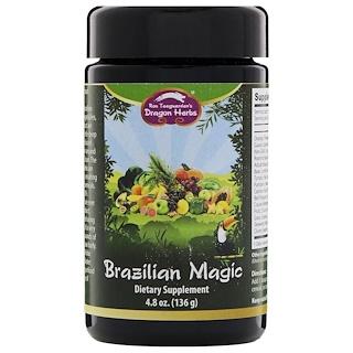 Dragon Herbs, 브라질리언 매직, 4.8 oz (136 g)