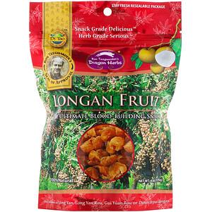 Драгон Хербс, Longan Fruit, 6 oz (170 g) отзывы покупателей