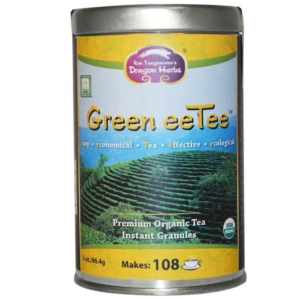 Dragon Herbs, Green eeTee, 3 oz (86.4 g) (Discontinued Item)