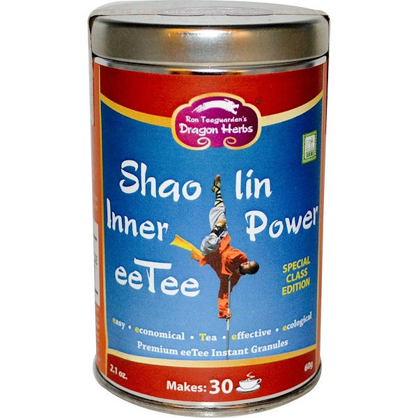 Dragon Herbs, Shaolin Inner Power eeTee, 2.1 oz (60 g)