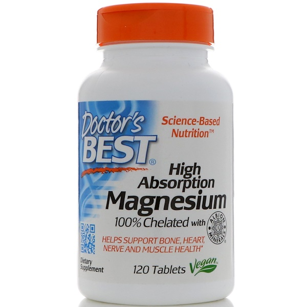 Best magnesium tablets