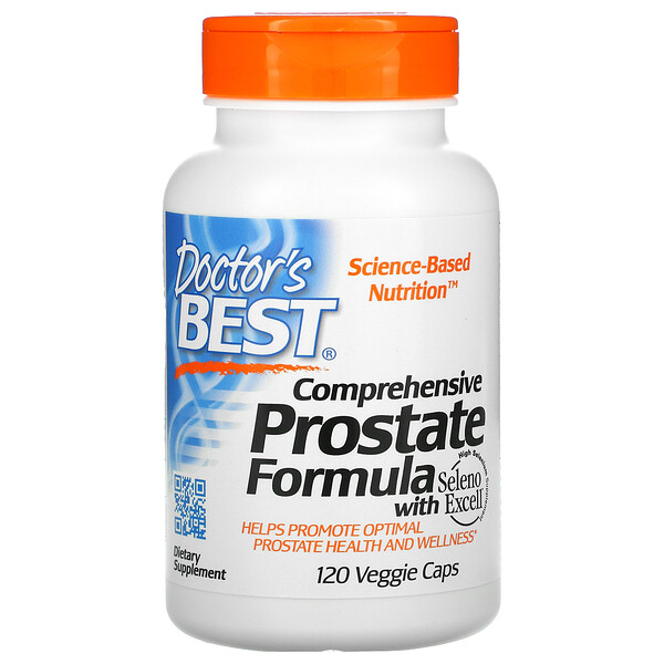 Comprehensive Prostate Formula, 120 Veggie Caps