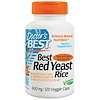 Doctor's Best, Best Red Yeast Rice, 600 mg, 120 Veggie Caps (Discontinued Item)