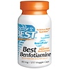 Doctor's Best, Best Benfotiamine, 80 mg, 120 Veggie Caps (Discontinued Item)