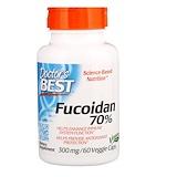 Отзывы о Doctor's Best, Фукоидан Best 70%, 60растительных капсул