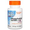 Doctor's Best, Fosfatidilserina con SerinAid, 100mg, 60cápsulas blandas