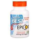 Отзывы о Doctor's Best, Epicor, 500 мг, 60 капсул в растительной оболочке