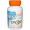 Doctor's Best, Epicor, 500 mg, 60 Veggie Caps