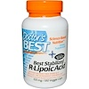 Doctor's Best, Best Stabilized R-Lipoic Acid, 100 mg, 180 Veggie Caps