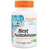 Doctor's Best, Best Nattokinase, 2,000 МЕ, 270 растительных капсул