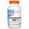 Doctor's Best, 含 BenfoPure 的苯磷硫胺,150 微克,360 粒素食膠囊
