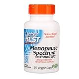 Отзывы о Doctor's Best, Спектр для помощи при менопаузе с EstroG-100, 30 вегетарианских капсул