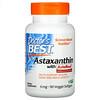 Doctor's Best, Astaxantina con AstaReal, 6mg, 90cápsulas blandas vegetales