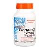 Doctor's Best, Cinnamon Extract with CinSulin, 250 mg , 120 Veggie Caps