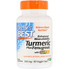 Enhanced Bioavailability Turmeric Plus Fenugreek, 500 mg, 90 Veggie Caps