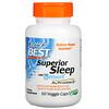 Doctor's Best, Superior Sleep with Sensoril AlphaWave, 60 Veggie Caps