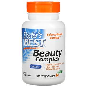 Докторс Бэст, Beauty Complex, 90 Veggie Caps отзывы