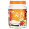 Doctor's Best, Clear Whey Protein Isolate, Peach Mango, 1.2 lbs (546 g)