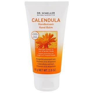Dr. Scheller, Hand Balm, Calendula, 2.8 oz (80 g)