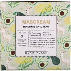 Dear Packer, Mascream, Moisture Mascream, 3.4 fl oz (100 ml)