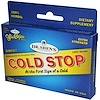 Dr. Shen's, Cold Stop, Extra Strength, Honeysuckle & Forsythia Pills, 15 Tablets (Discontinued Item)
