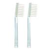 Dr. Tung's, Pincel de diente iónico, cabezas de pincel de repuesto, cerdas suaves, paquete de 2