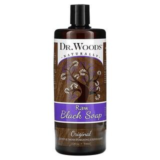 Dr. Woods, Schwarze Naturseife, Original, 946 ml