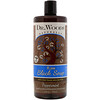 Dr. Woods, Raw Black Soap, with Fair Trade Shea Butter, Peppermint, 32 fl oz (946 ml)