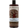 Dr. Woods, Raw Black Soap, with Fair Trade Shea Butter, Unscented, 32 fl oz (946 ml)