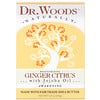 Dr. Woods, Bar Soap, Ginger Citrus, 5.25 oz (149 g)