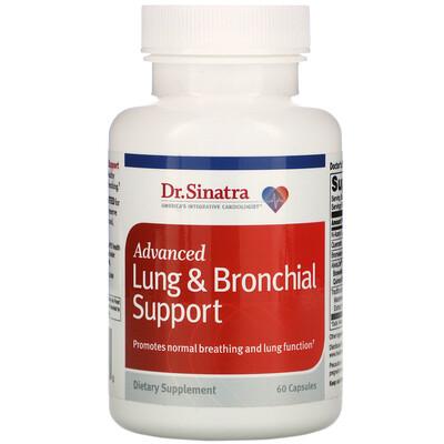 Купить Dr. Sinatra Advanced Lung & Bronchial Support, 60 Capsules