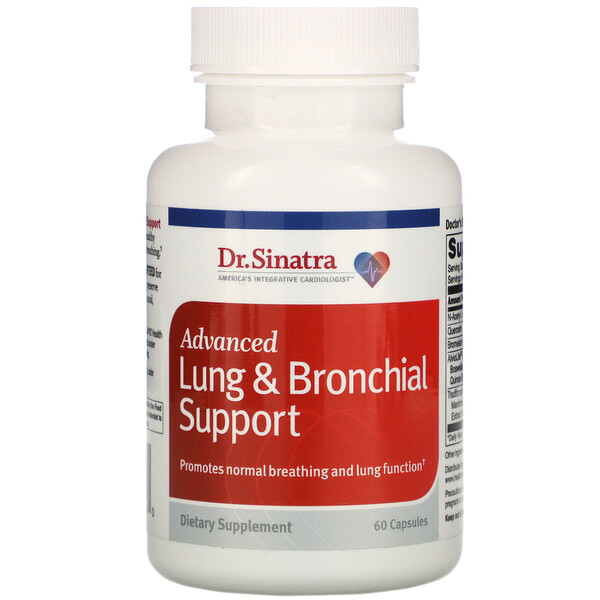 Advanced Lung & Bronchial Support, 60 Capsules