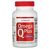 Dr. Sinatra, Omega Q Plus(オメガQプラス)、レスベラトロール、ソフトジェル60粒