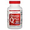 Dr. Sinatra, Omega Q Plus 100, Resveratrol, 60 Softgels