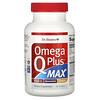 Dr. Sinatra, Omega Q Plus MAX, 60 Softgels