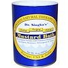 Dr. Singha's, Mustard Bath, 8 oz (227 g)