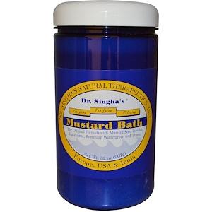 Доктор Сингхас, Mustard Bath, 2 lbs (907g) отзывы