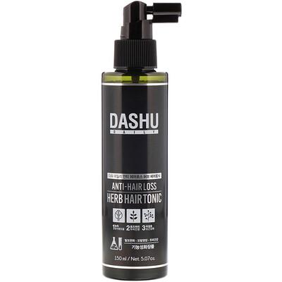Dashu Травяной тоник против выпадения волос, 5,07 унции (150 мл)
