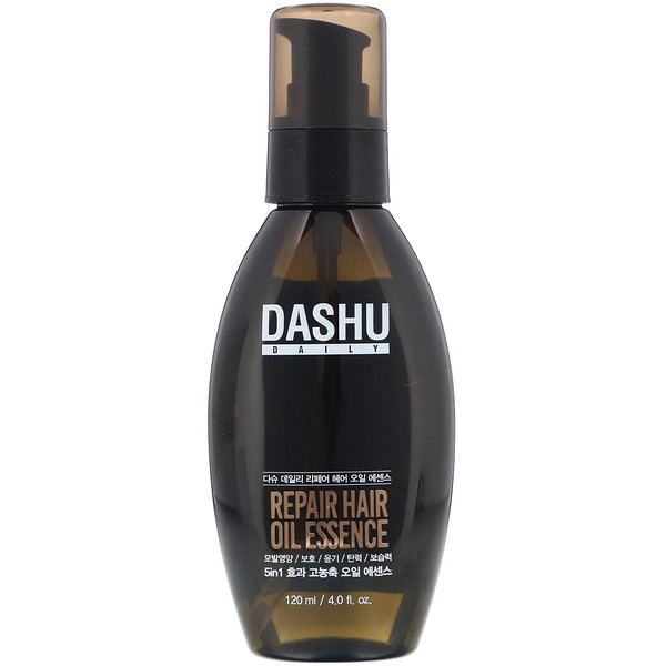 Dashu, Repair Hair Oil Essence, 4.0 oz (120 ml)