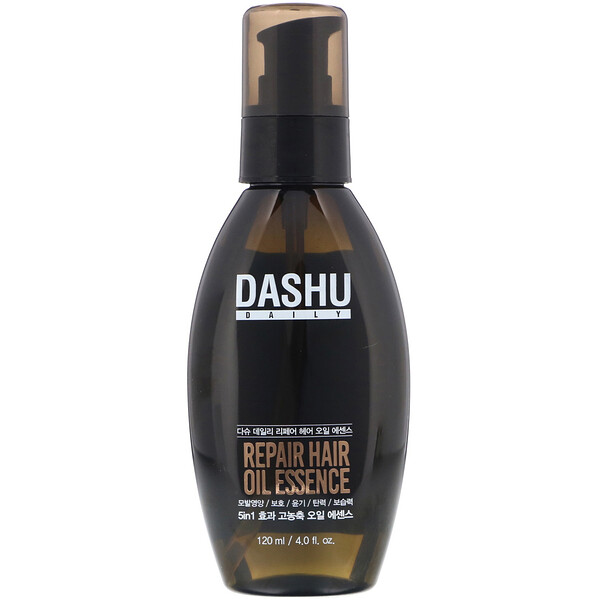 Dashu, Repair Hair Oil Essence, 4.0 oz (120 ml) (Discontinued Item)