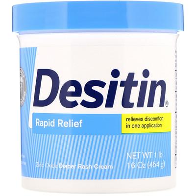 Купить Desitin успокаивающий крем, 453 г (16 унций)