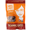 Date Lady, Organic Dates, 8 oz (227 g)
