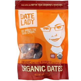 Date Lady, Dátiles orgánicos, 227g (8oz)