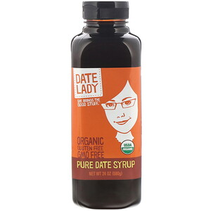 Date Lady, Pure Date Syrup, 24 oz (680 g) отзывы покупателей