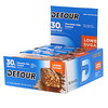 Detour, Whey Protein Bar, Chocolate Chip Caramel, 12 Bars, 3 oz (85 g) Each