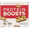 Detour, Protein Boosts Bars, Salted Caramel Cookie Dough, 9 Bars, 1.1 oz (30 g) Each