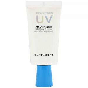 Duft & Doft, UV Perfection, Hydra Sun, SPF 50+, PA+++, 1.8 fl oz (50 ml) отзывы