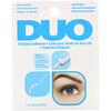 DUO, Striplash Adhesive, White/Clear, 0.25 oz (7 g)