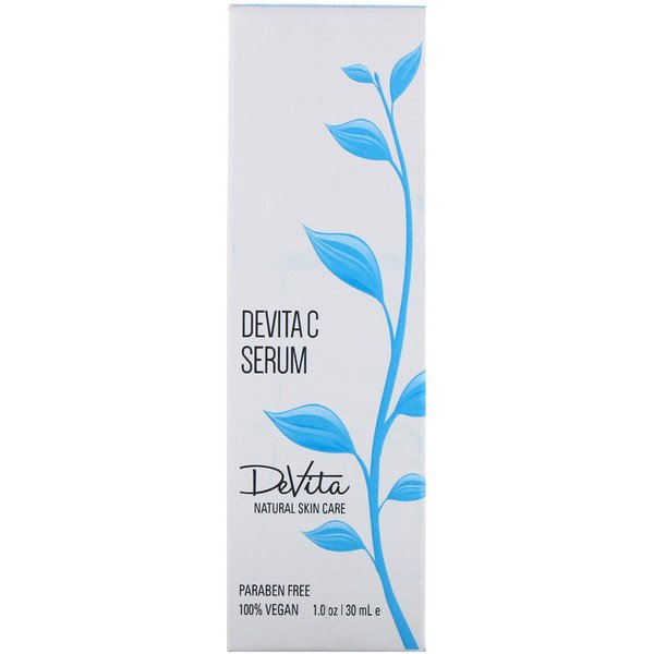 Devita-C Serum, Stabilized Formula 17% , 1 oz (30 g)